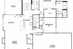 Brookside III - TruMark Homes - Mark the Builder - Main Floor
