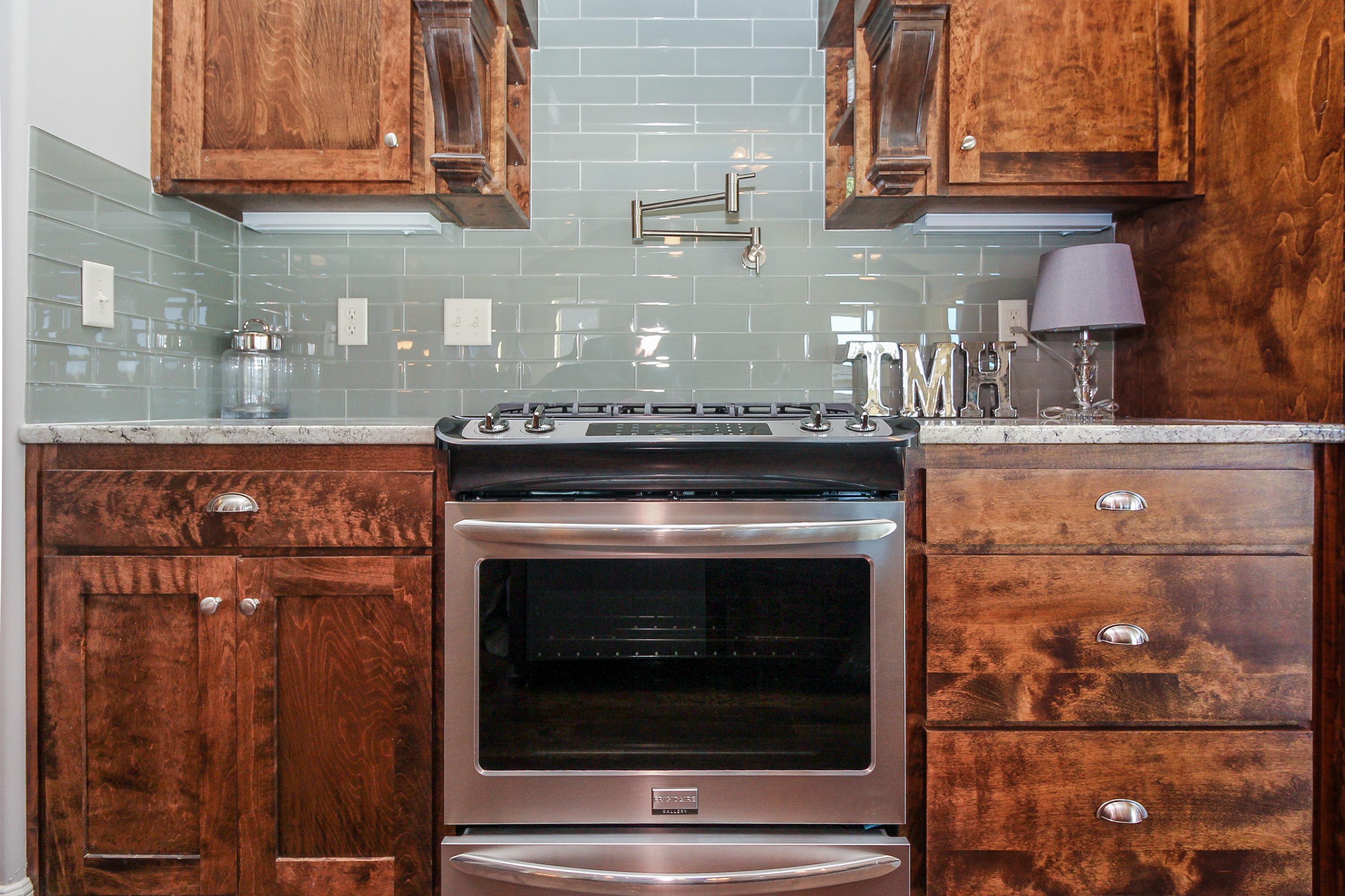 Kitchen with Range