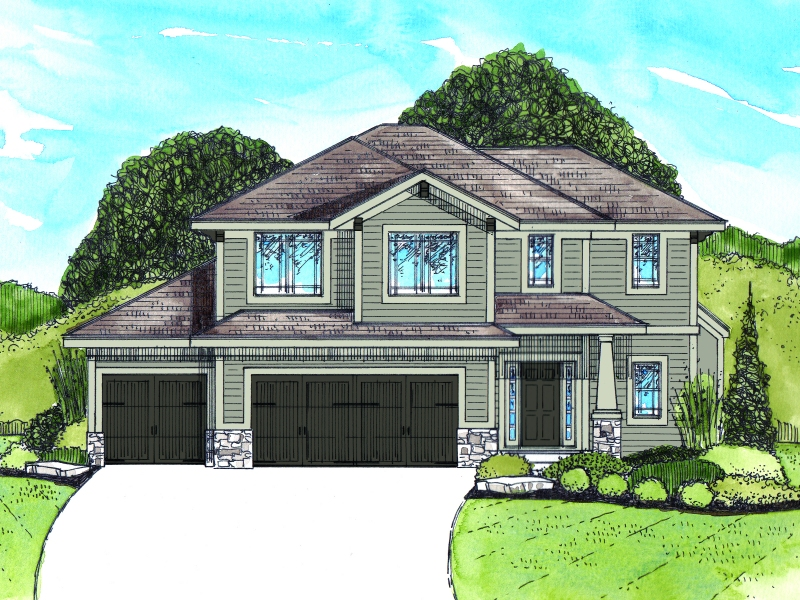 The-Springbrook-Color-Rendering
